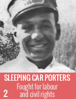 Sleeping Car porters